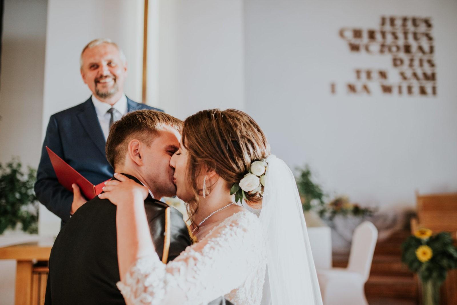 Ślub Kingi i Pawła
